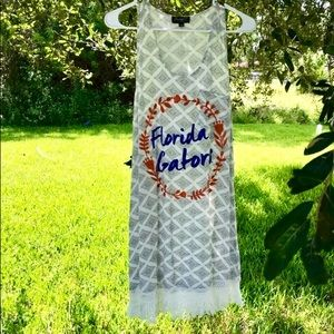 Dresses & Skirts - FLORIDA GATORS Boho Dress